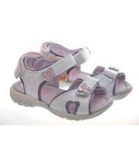 b29eddfe1e5e D.D.STEP športové celokožené sandále AC290-7020AM white