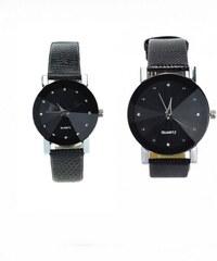 fa018c9475b Shim Watch Dámské hodinky Pope černo stříbrné