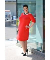 cdd778eb20bb Červené šaty z obchodu Bellazu.cz - Glami.cz