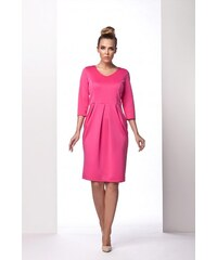 ca42aaadda3 Růžové pouzdrové šaty Lemoniade Montana S
