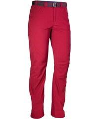 Růžové volnočasové dámské kalhoty - Glami.cz 9c3f094250