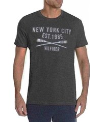 Kolekcia Tommy Hilfiger Sivé Pánske tričká a tielka z obchodu Menny ... c11f506f186