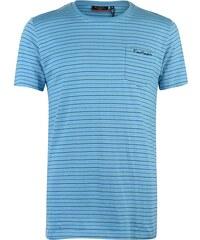 ba77626c3cf8 Modré Pruhované Pánske tričká - Glami.sk