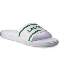 Šľapky LACOSTE - L.30 Slide 218 1 Caw 7-35CAW0022082 White Green 69e20a25b41