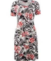 Barevné letní květované šaty - Glami.cz 43a955d00b