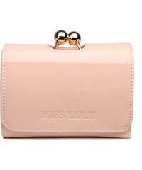 6f8570abc6 Lulu Bags (Anglie) Módna dámska peňaženka púdrový lak Miss Lulu