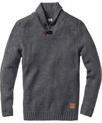 c1a78ebfe9 Bonprix Norvégmintás pulóver Regular Fit - Glami.hu