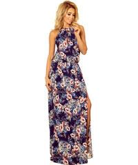 c435e8b5f722 Dlhé šaty dámske Numoco 191 2 Floral