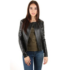 Guess dámská černá koženková bunda e191cb5f60e