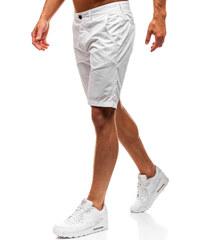 Bílé pánské kraťasy Bolf 3116 73fb057768