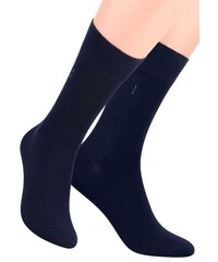 4d57b93e028 Pánské tmavě modré ponožky Calvin Klein Everyday - Glami.cz