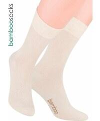 Steven Pánské klasické ponožky z bambusového vlákna 086 250a1b29ea