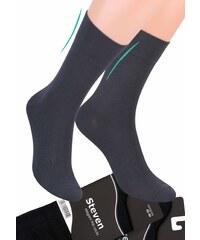 Pánské oblekové ponožky jednobarevné 107 STEVEN 4803dd2877