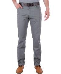 Pánské kalhoty WRANGLER W12100181 TEXAS ARMY GREY Šedá 3ba1aebbe8