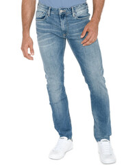 9cdbfa31b95 Pepe Jeans Stanley 45YRS Jeans Modrá