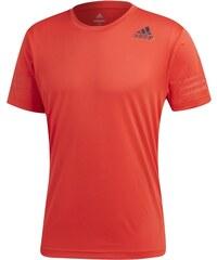 Adidas červené pánská trička - Glami.cz 341eb0694b