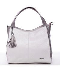 Bílé kabelky se slevou 20 % a více - Glami.cz 01f454a5fd