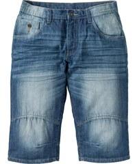 Kraťasy pánské No Fear Denim Shorts Mid Wash. Velikost pouze L. Detail  produktu. bonprix Džínové dlouhé bermudy Loose Fit 96245b5051