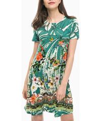 Desigual barevné šaty Eleonor 18SWVK95 9a2fe51dc5