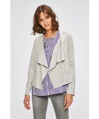 Sivý krátky kabát s opaskom Oasis Leah - Glami.sk 03133666d67