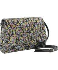Dámská kožená kabelka Bosccolo mozaika černá 9ac7d15ad18