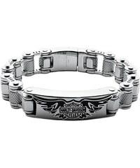 BEMI Design Pánský ocelový náramek HARLEY-DAVIDSON S314520 dc7f07e6faf