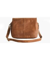 The Chesterfield Brand Kožená taška s klopou na notebook C48.096731 Chen  koňak 15199902ad3