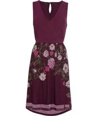bonprix Žerzejové šaty se síťovanou sukní 28bce197e1