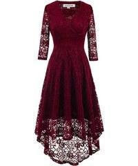 ca331decdea Dámské společenské šaty Yaroda červené - červená
