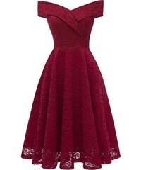 876b9e9d101e Dámské společenské šaty Zakia červené - červená
