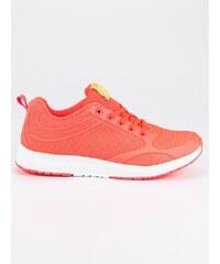 Červené dámské tenisky z obchodu Milujeme-boty.cz - Glami.cz 1e8f46274f2