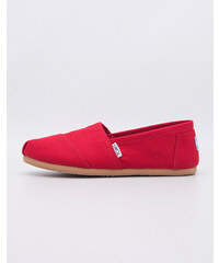 80b341a9231f Toms Classic Red Canvas