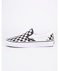 Vans Classic Slip-On Black and White Checker   White d7de4a2a97