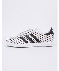 4d9d8cb962c Adidas Originals Gazelle Crystal White Core Black Footwear White