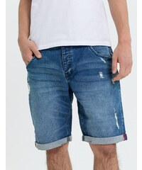 Diverse Kraťasy pánské jeans STANFORD SH XXV BLUE ef2b5a57b8