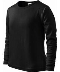 0660fbd6f360 ČistéOblečenie.sk Jednofarebné Detské tričko s dlhým rukávom