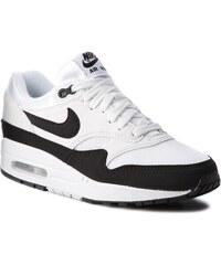 on sale 8acfe e8827 Pantofi NIKE - Air Max 1 319986 109 White Black