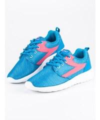 Hasby Textilné športové topánky 1729BL CO 779ae03f861