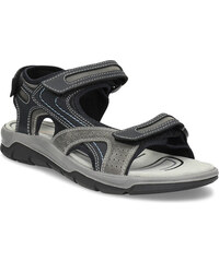 751af4f78c32 Weinbrenner Pánske kožené sandále na suchý zips