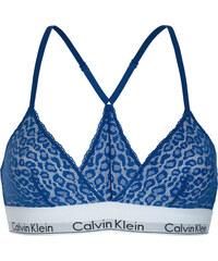 1576f8e551 Calvin Klein szürke melltartó/top Bralette Heritage - Glami.hu