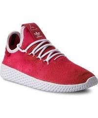 dd1850f925 Cipő adidas - Pw Tennis Hu J CQ2301 Scarle/Ftwwht/Ftwwht