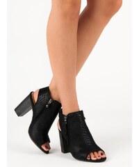 8a1fad0345b Elegantní dámské sandály