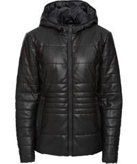 Noir Jeanswear Bonprix Imitation Baner Cuir Veste John Synthétique A1x0wqnf