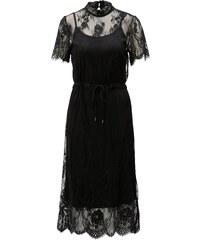 Čierne Šaty s čipkou z obchodu Zoot.sk - Glami.sk 415a4537e5a