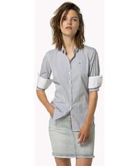 189add161d64 Tommy Hilfiger dámska pruhovaná košeľa Basic