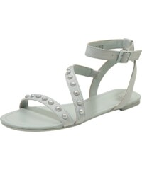 d39b3c2013 CALL IT SPRING Remienkové sandále  THEWET  Zelená