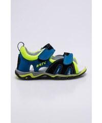 Tmavě modré chlapecké sandály - Glami.cz cb3e1863fe
