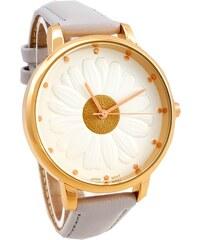 Dámské hodinky G.D Flower šedé 756D 01cca842f0d