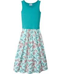2eb1c78da4c Zelené jarní květované šaty - Glami.cz