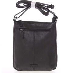 Dámska elegantná crossbody kabelka čierna - Piace Molto Narah čierna c7a17c40733